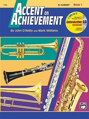 Accent on Achievement Book 1 By O'Reilly, John/ Williams, Mark